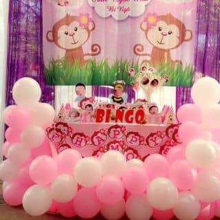 Trang trí sinh nhật của tholamiuhongmiunhat tại Hà Nội - 3159910