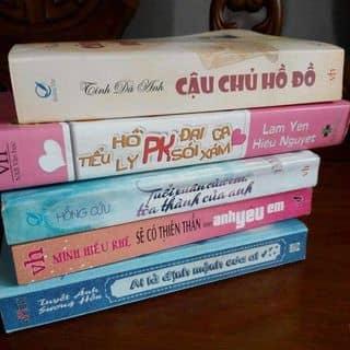 Truyện Ngôn Tình của lamnhu161 tại Shop online, Quận Cầu Giấy, Hà Nội - 2744209