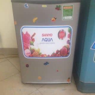 Tủ lạnh sanyo 90 lit( mới 85% ) của 12577 tại SÔ 44 ngõ 718 đường láng,đống đa ,hà nội, Quận Đống Đa, Hà Nội - 2684920