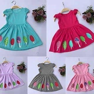 Váy cotton hoa lá của phuongmity tại Hà Nội - 3204683