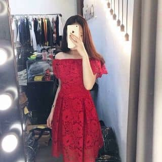 Váy ren trễ vai của nguyenthao879 tại Royal city, Quận Thanh Xuân, Hà Nội - 2686256