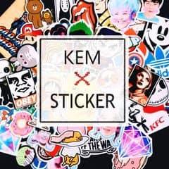Kem Sticker trên LOZI.vn